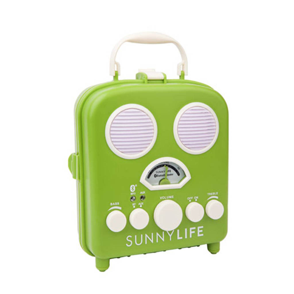 Sunnylife speaker Beach Sounds