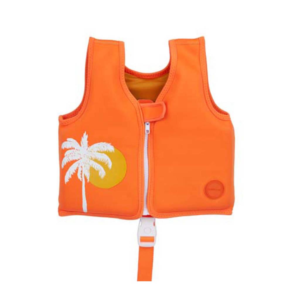Sunnylife zwemvest, Oranje