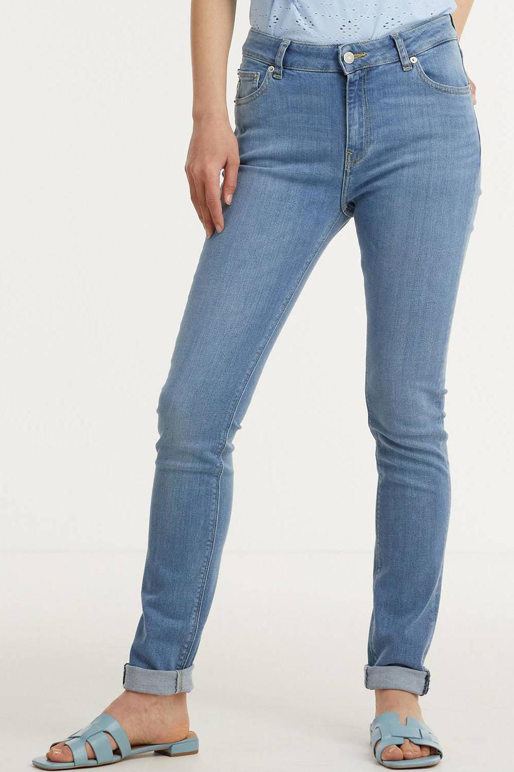 Mud Jeans high waist skinny jeans Skinny Hazen fan stone, Fan Stone