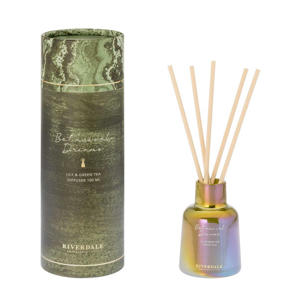 geurstokjes Mylla - Lily & Green Tea (100 ml)