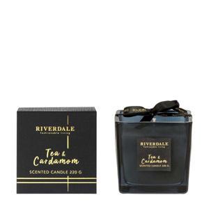 geurkaars Deluxe  - Tea & Cardamom