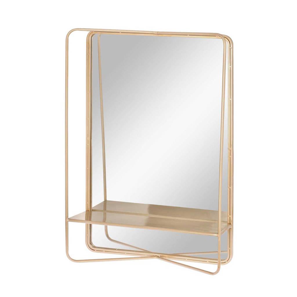 Riverdale spiegel Elwin   (71x46 cm), Goud