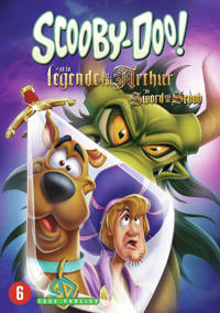 Scooby Doo - The sword and the Scoob (DVD)