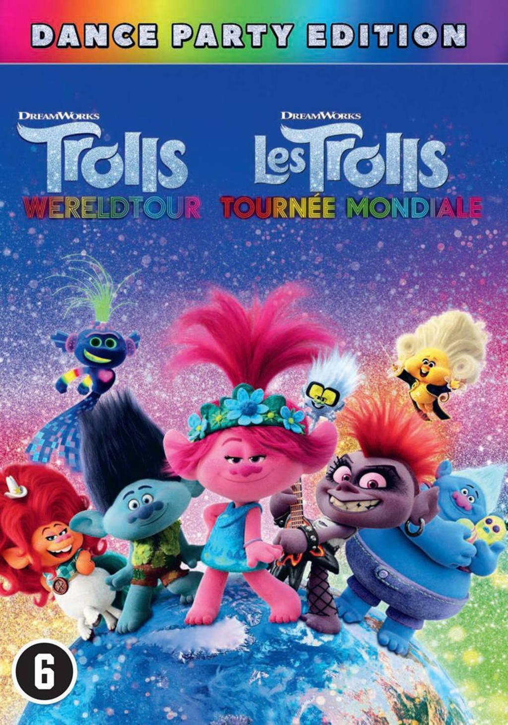 Trolls 2 - World Tour (DVD)