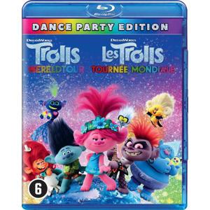Trolls 2 - World Tour (Blu-ray)