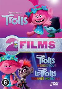 Trolls 1 & 2 (DVD)