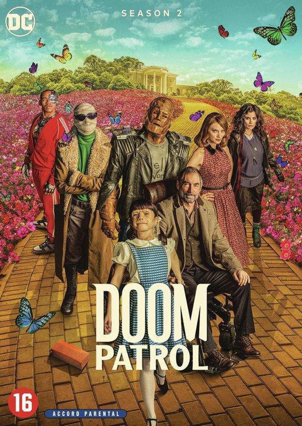 Doom patrol - Seizoen 2  (DVD)