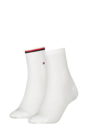 sokken - set van 2 wit