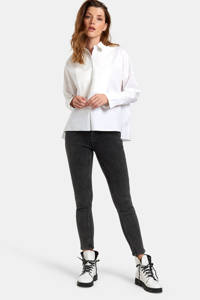 Eksept by Shoeby blouse Gino wit, Wit