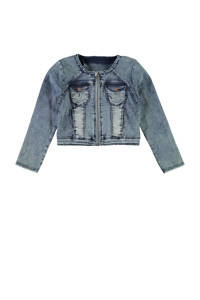 NAME IT KIDS spijkerjas medium blue denim, Medium blue denim