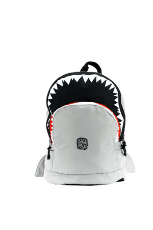 rugzak Shark Shape M grijs