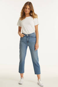 anytime Straight jeans blauw, Light denim
