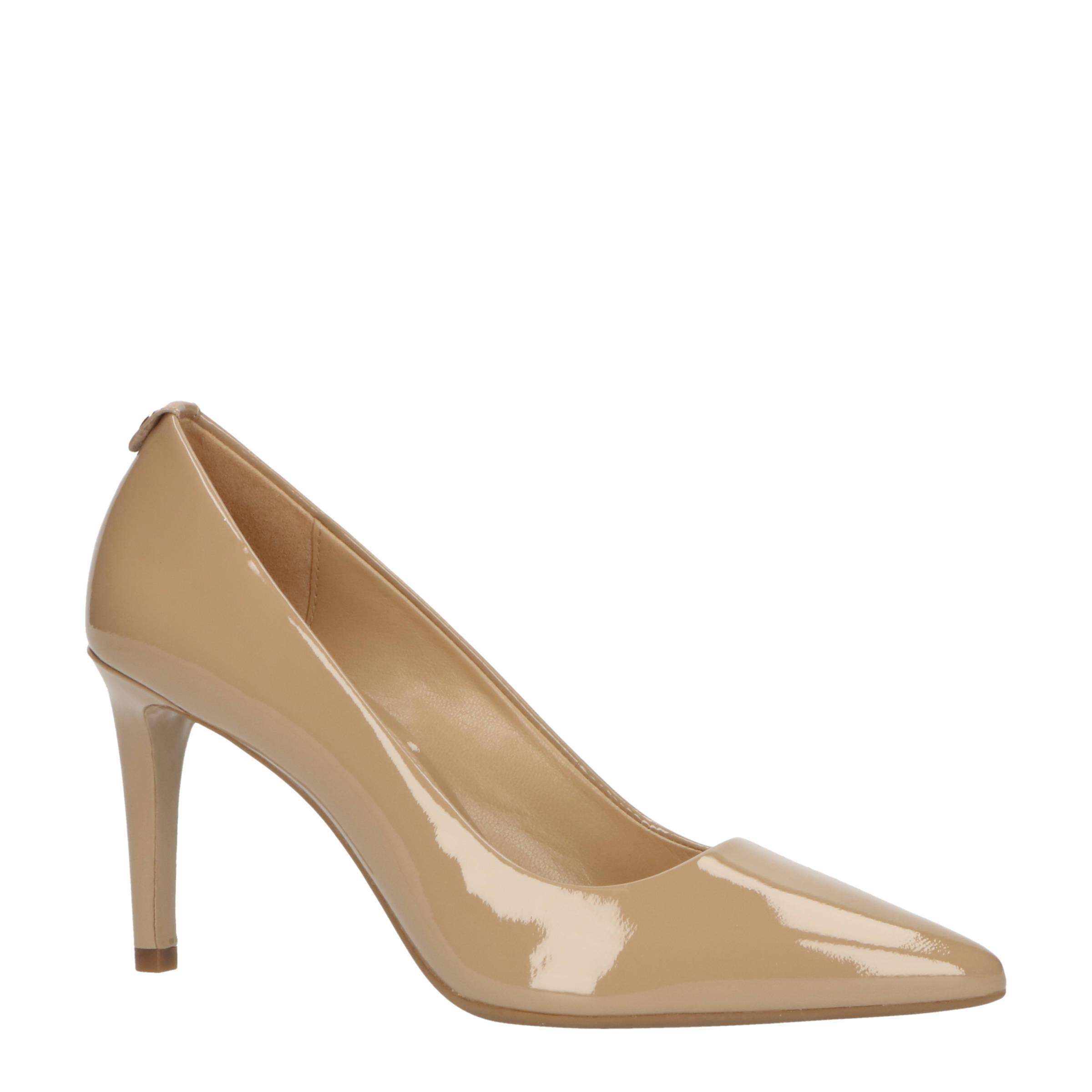 Michael Kors women's leather pumps court schoenen high heel dorothy online kopen