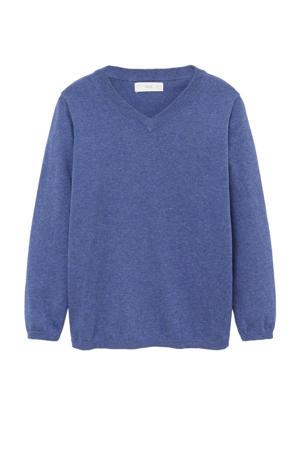 trui middenblauw