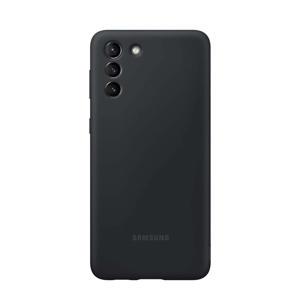 telefoonhoesje S21+ Silicone (Phantom Black)