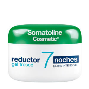 Somatoline Cosmetic Fresh Gel Intensive Reducer 7 nachten Anti Cellulitis bodycrème - 250 ml