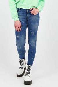 Raizzed high waist super skinny jeans Blossom dark blue stone, Dark blue stone