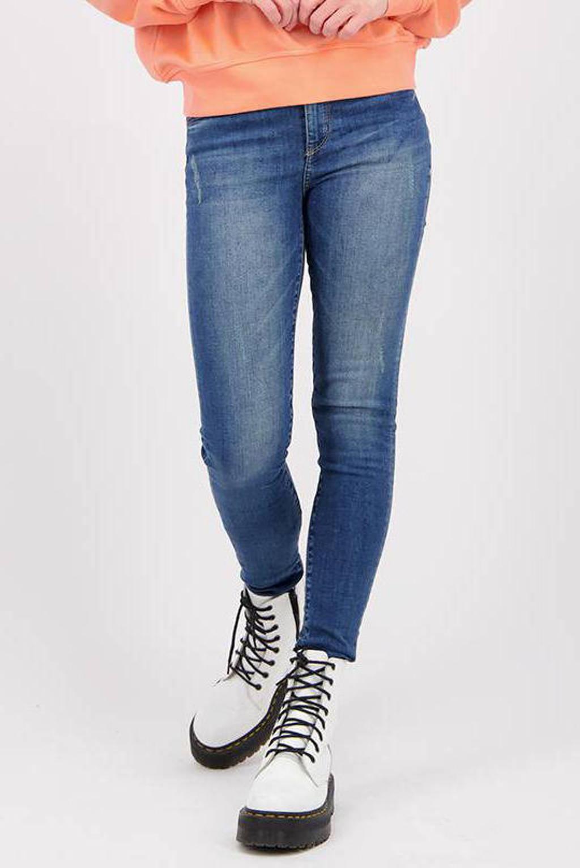Raizzed high waist super skinny jeans Blossom mid blue stone, Mid blue stone
