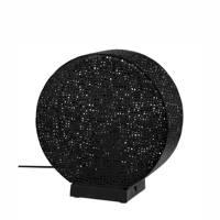 Riverdale tafellamp Jule, Zwart
