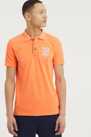 regular fit polo RALLYN oranje