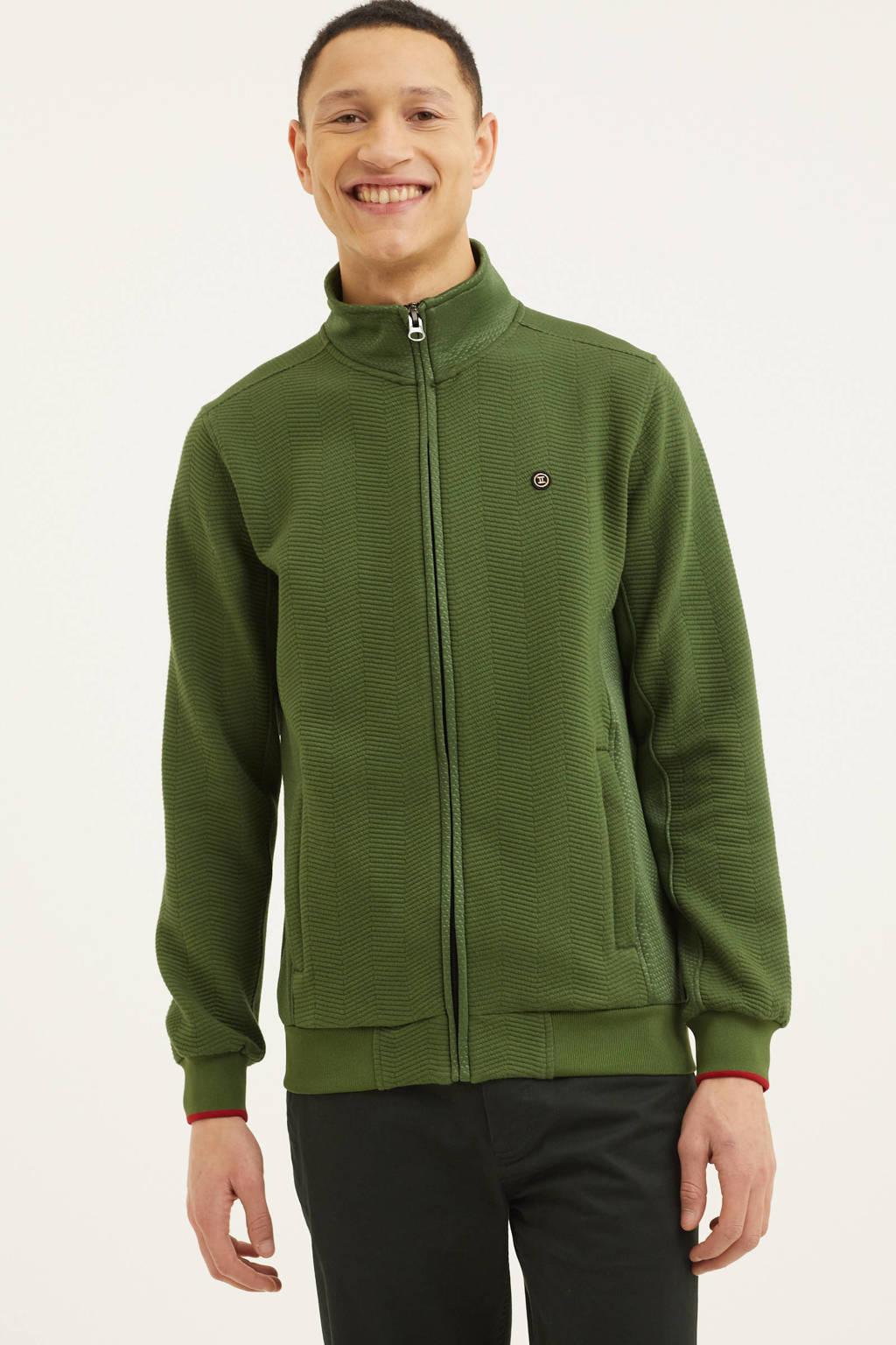 Twinlife vest groen, Groen