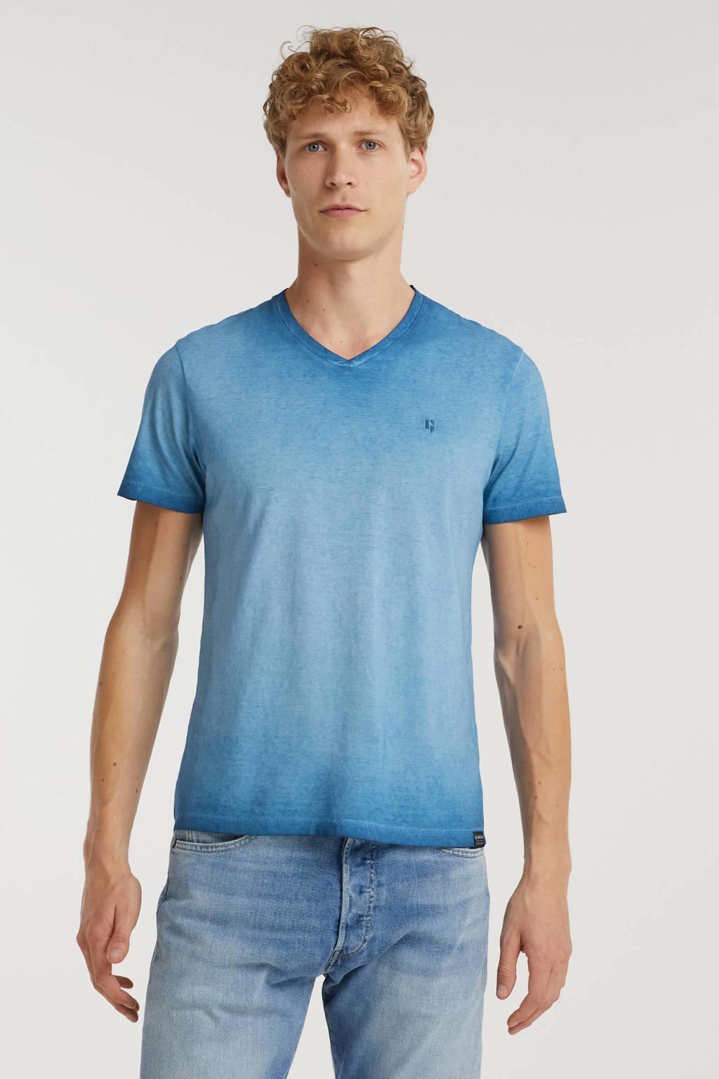 Garcia T-shirt imperial blue, Imperial Blue
