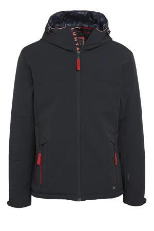 outdoor jas Jokipohja donkerblauw