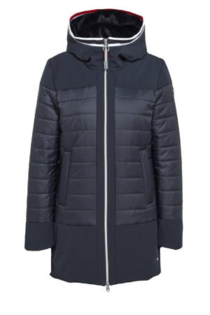 softshell jas Iisinki donkerblauw