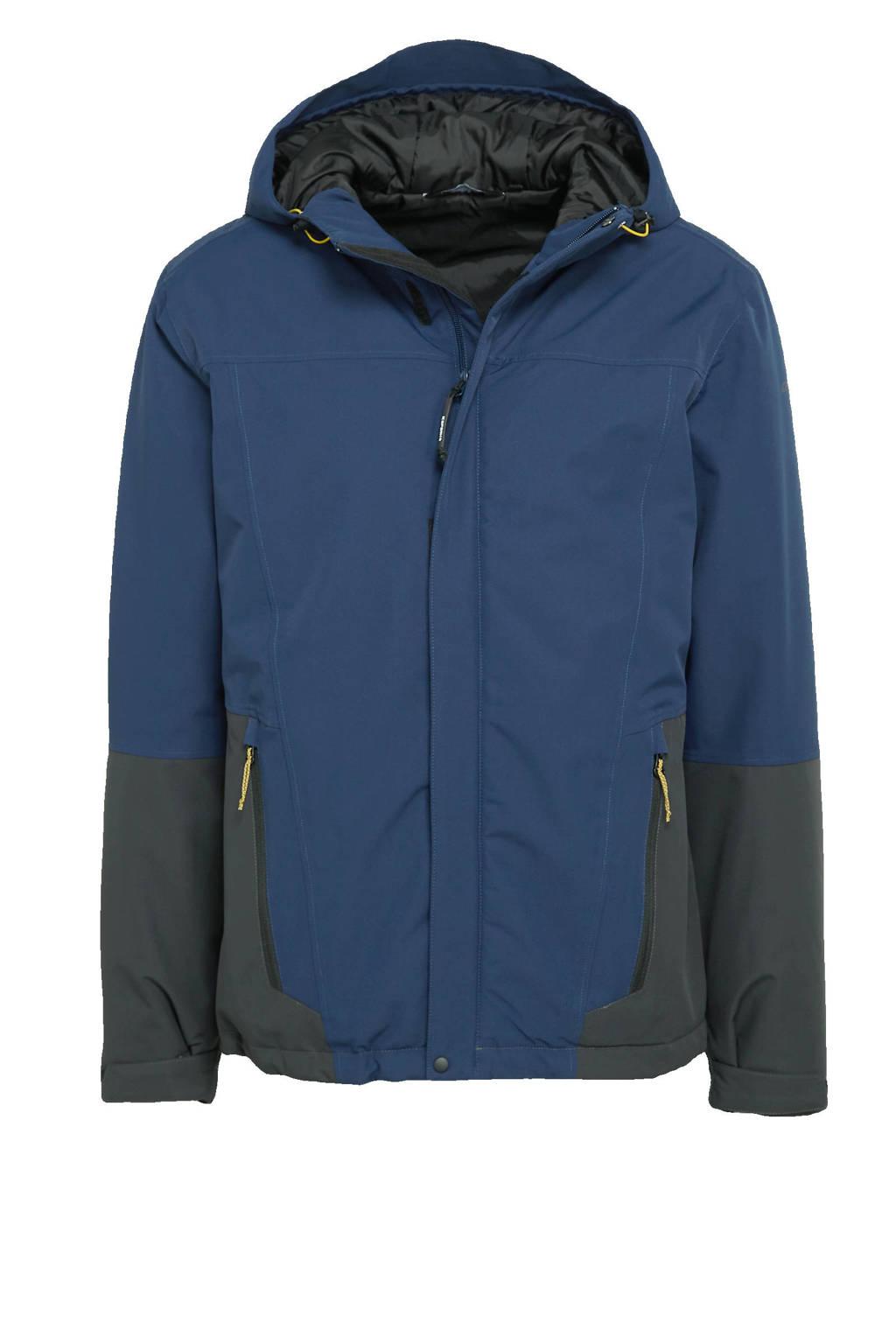 Icepeak outdoor jas Blades blauw, Blauw