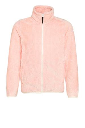 fleecevest Keene jr roze