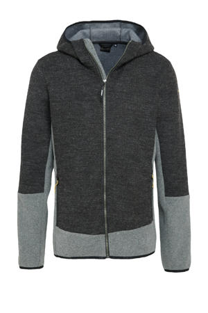 outdoor vest Barberton grijs