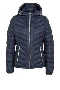 Luhta outdoor jas Inkala donkerblauw, Donkerblauw