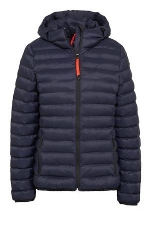 outdoor jas Blackey donkerblauw