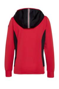 Luhta outdoor vest Inkenranta rood, Rood
