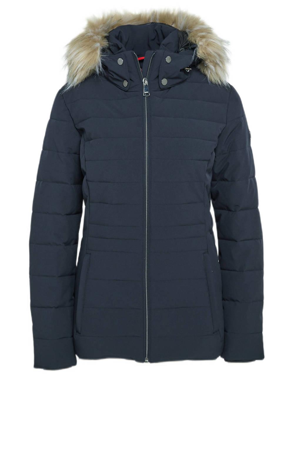 Luhta jas Huiltuniemi donkerblauw, Donkerblauw
