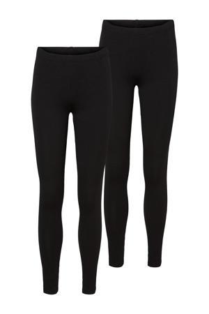 legging Maxi - set van 2 zwart