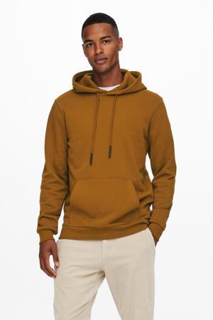 hoodie Ceres bruin