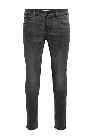 skinny jeans ONSWARP LIFE black denim