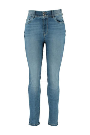 high waist push-up skinny jeans Sculpts stonewashed