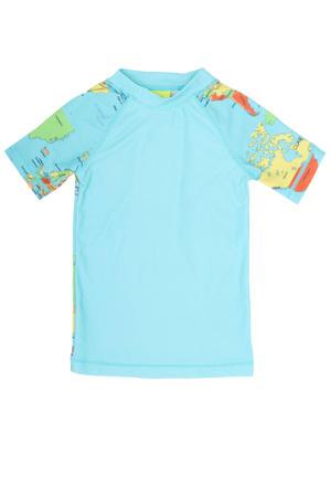 UV T-shirt lichtblauw