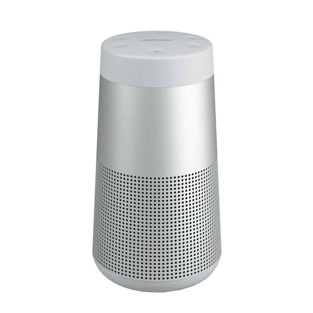 Bose SoundLink Revolve II  bluetooth speaker (zilver), Zilver