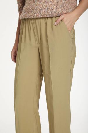 loose fit broek Fergie beige