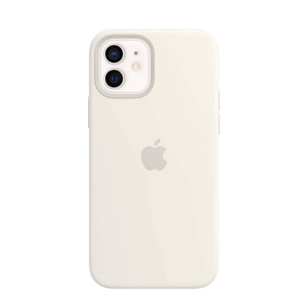Apple telefoonhoesje iPhone 12|12 Pro met MagSafe (Wit)