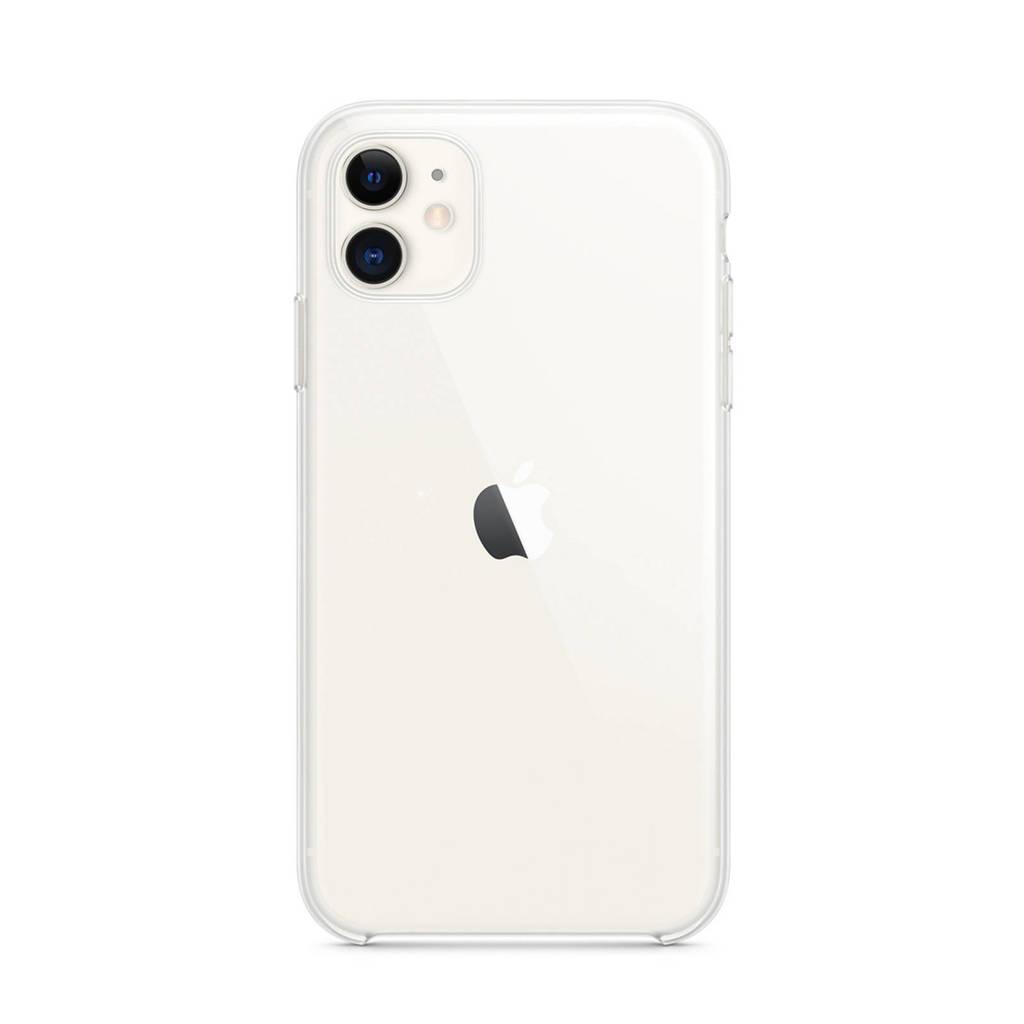 Apple iPhone 11 Clear transparant telefoonhoesje, Transparant