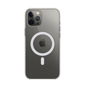transparant telefoonhoesje iPhone 12 Pro Max met MagSafe