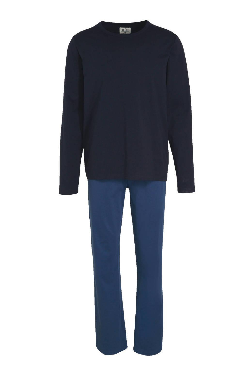 ten Cate pyjama blauw, Blauw