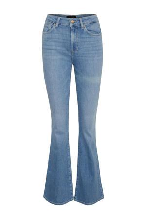 flared jeans VMSIGA light blue denim