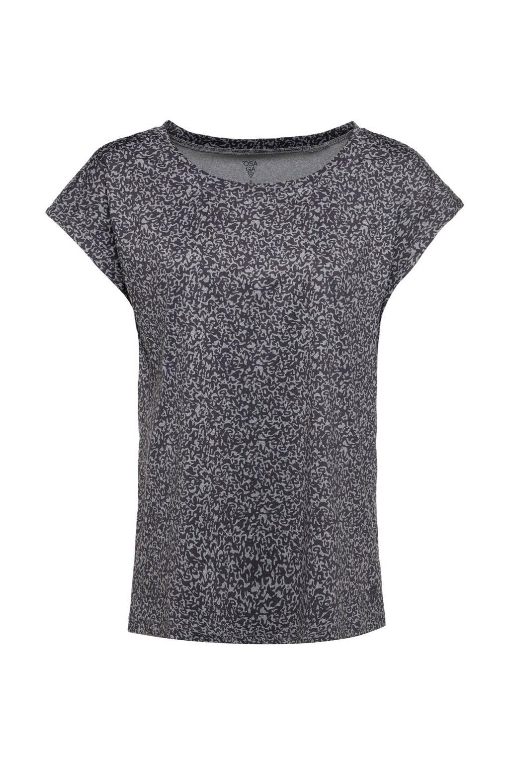 Scapino Osaga sport T-shirt grijs, Grijs