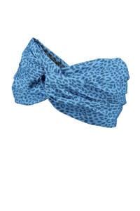 Barts haarband Twinzer blauw, Blauw