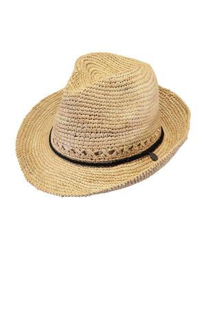 hoed Hunze beige